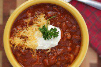 guinness chili