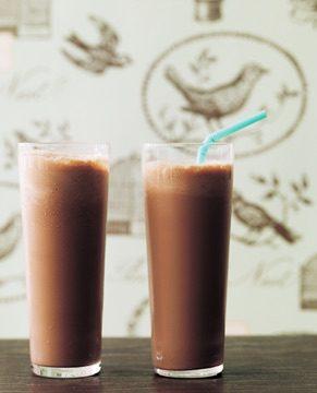 chocolate stout milkshake
