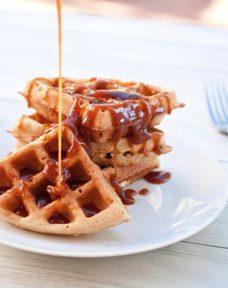 pilsner waffles