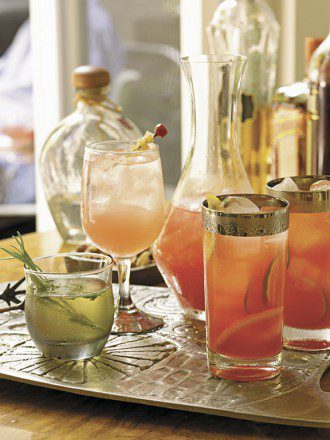 Mother's Day Cocktails, Mocktails and Brunch Ideas