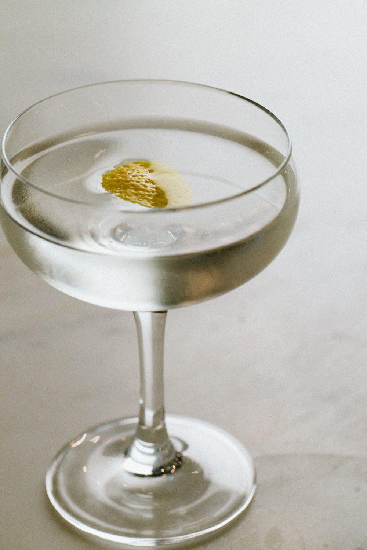 reverse martini recipe
