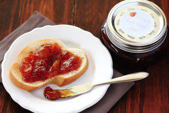 earl grey jam