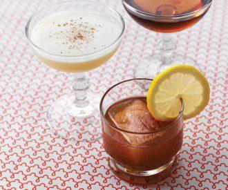 Batavia Arrack Cocktails