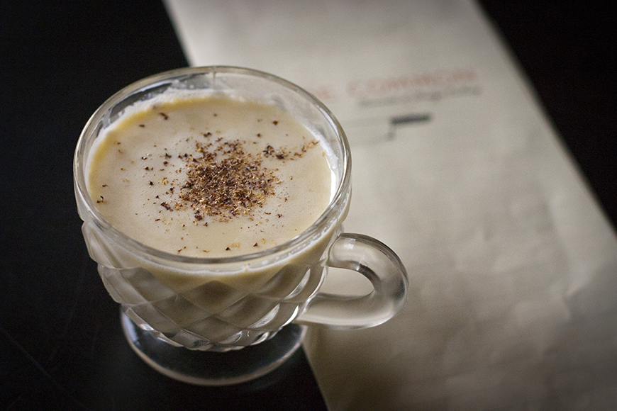 egg nog recipe