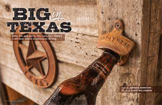 Texas Beer Scene
