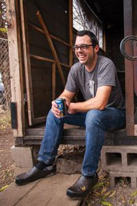 Q & A with Aaron Franklin