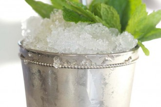 Hard Water Mint Julep