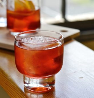 Salted Negroni Recipe