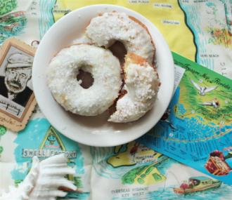 margarita doughnuts