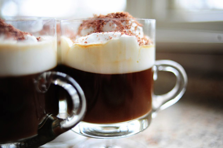 Dulce de Leche Coffee. | Photo by Ree Drummond.