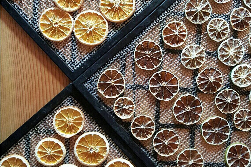 How to Make Dehydrated Citrus Garnishes