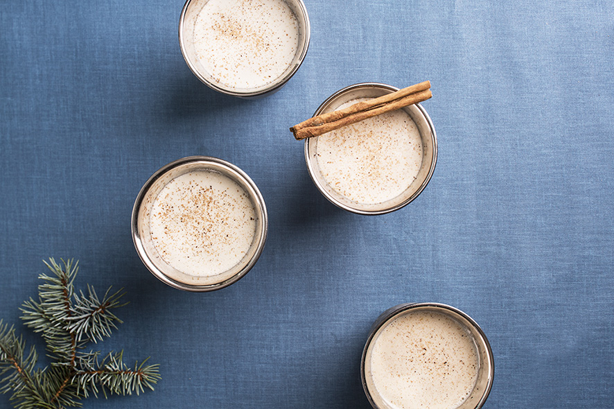 egg nog recipes