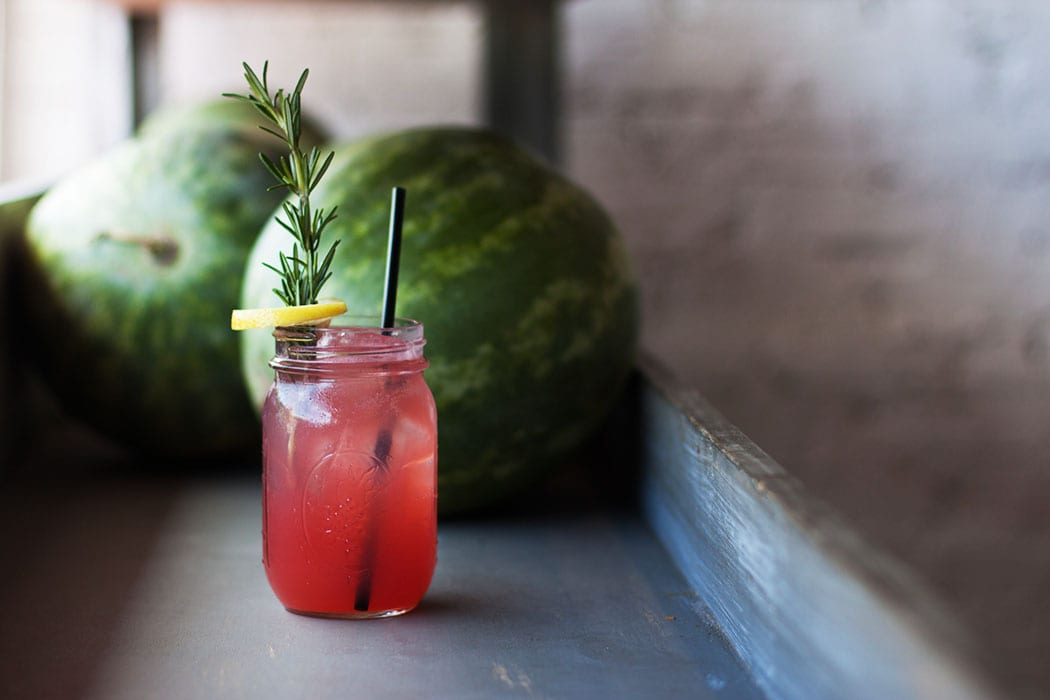 Watermelon Sling. | Photo courtesy of Yardbird Southern Table & Bar.