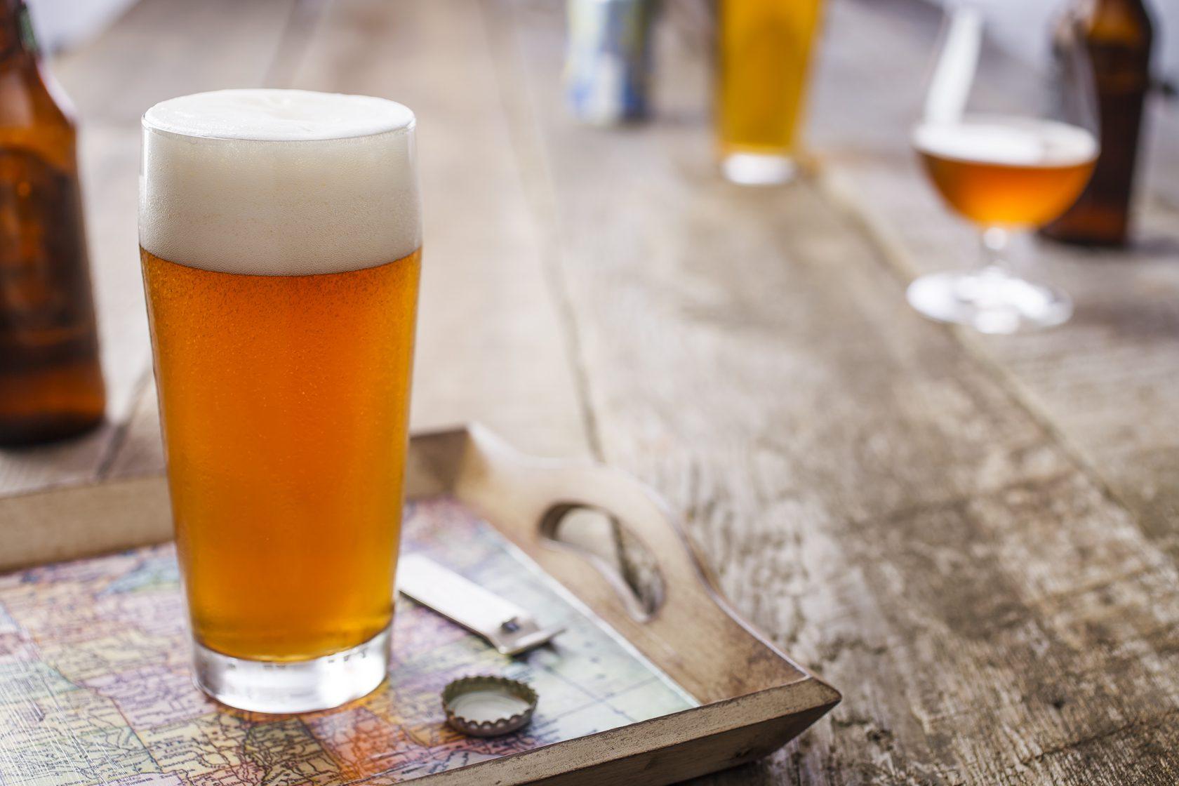 imbibe beer