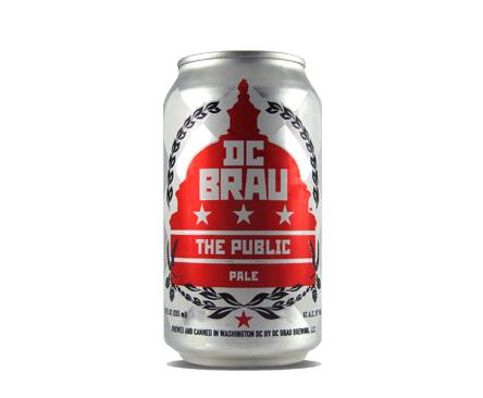 Drink Of The Week Dc Brau The Public Pale Imbibe Magazine