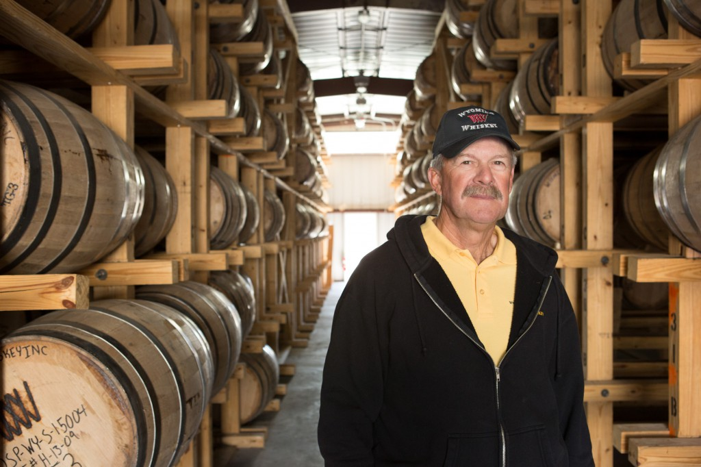 A Q&A with Wyoming Whiskey Master Distiller Steve Nally