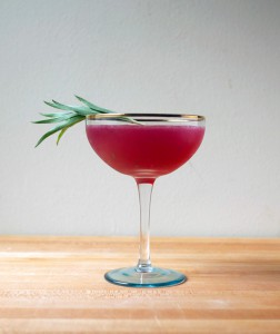 Electric-Pink-Fields-tarragon-cocktail