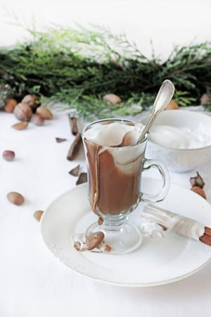 Pratos e Travessas Hot Chocolate
