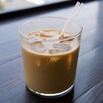 Spiced Iced Coffee