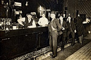 The History of Erickson's Saloon