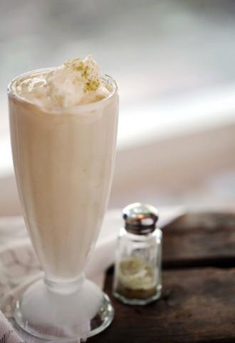 mezcal shake