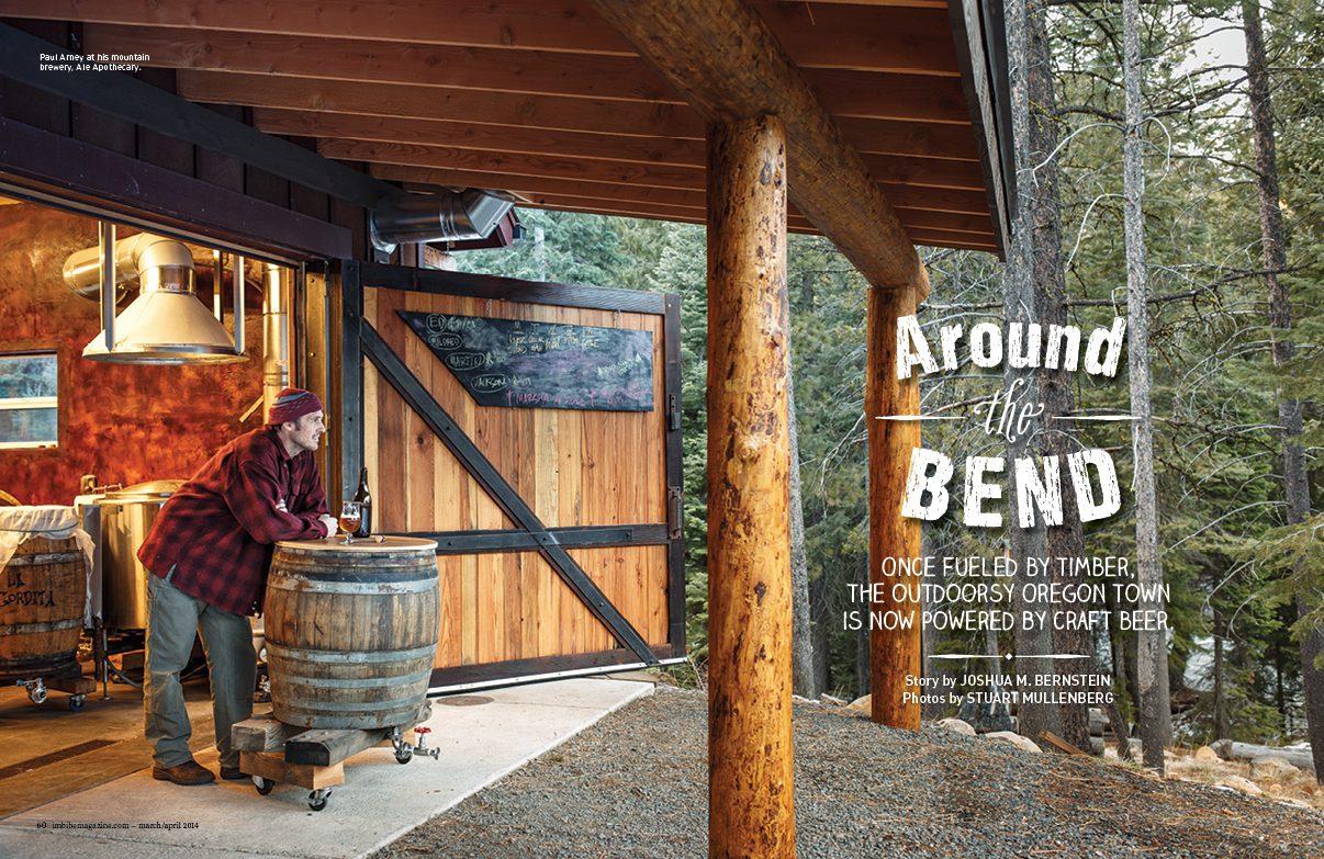 Bend Beer Scene