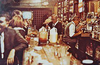 Nick's Original Train Bar in New Orleans