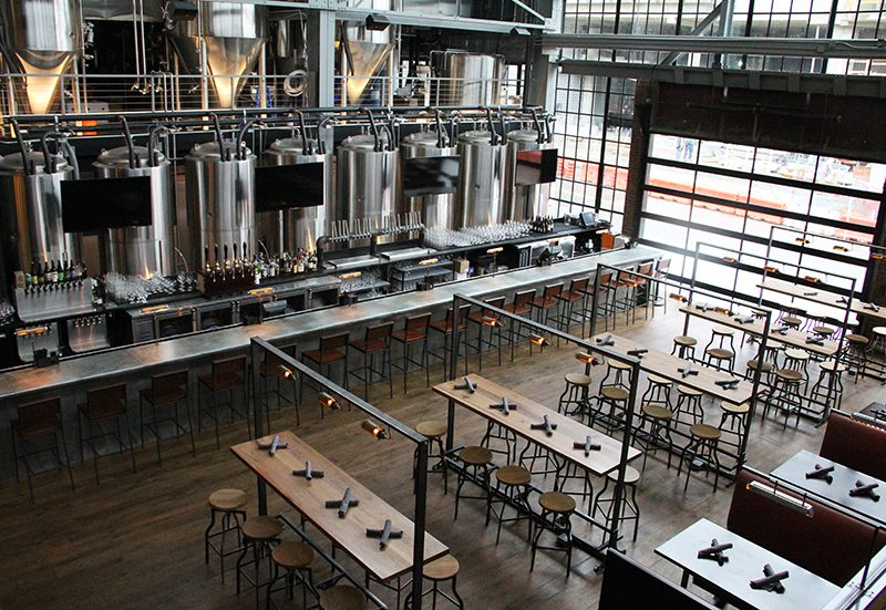 bluejacket brewery