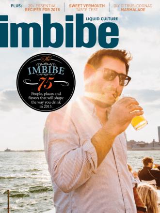Imbibe 75 2015 Cover