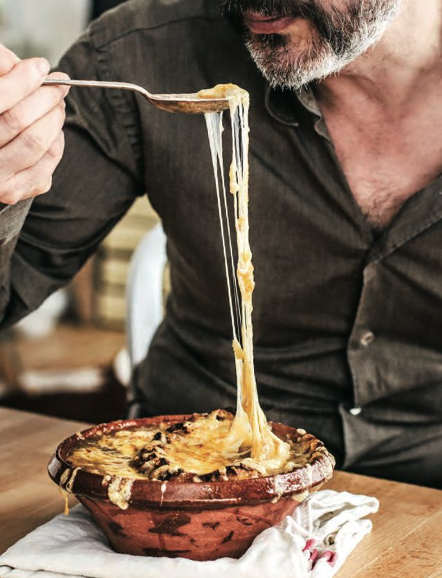 French Onion Soup. | Photo by Ed Anderson.