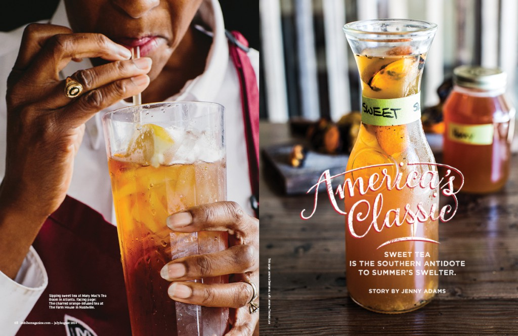 sweet tea feature