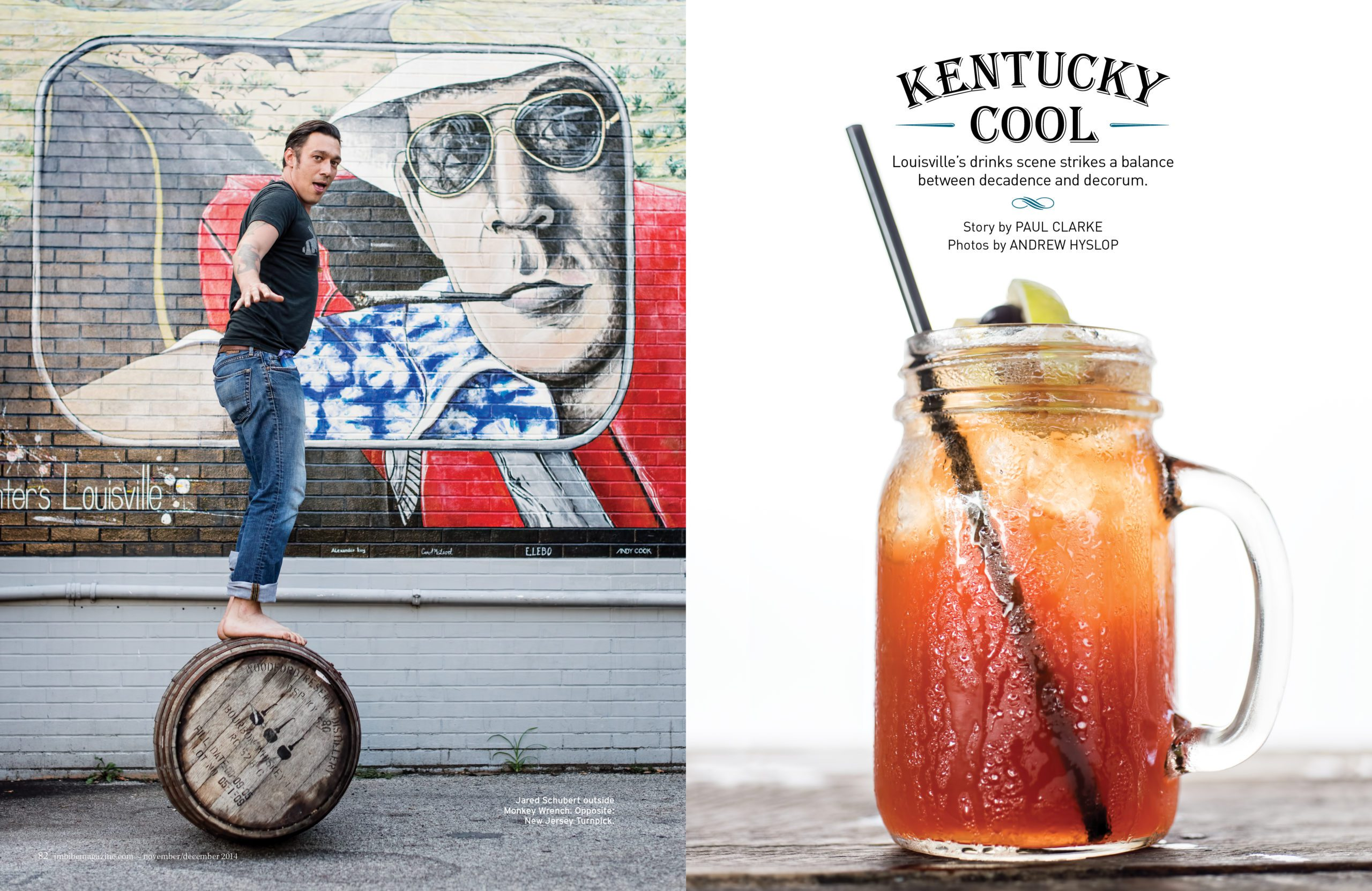 Louisville Drinks Scene