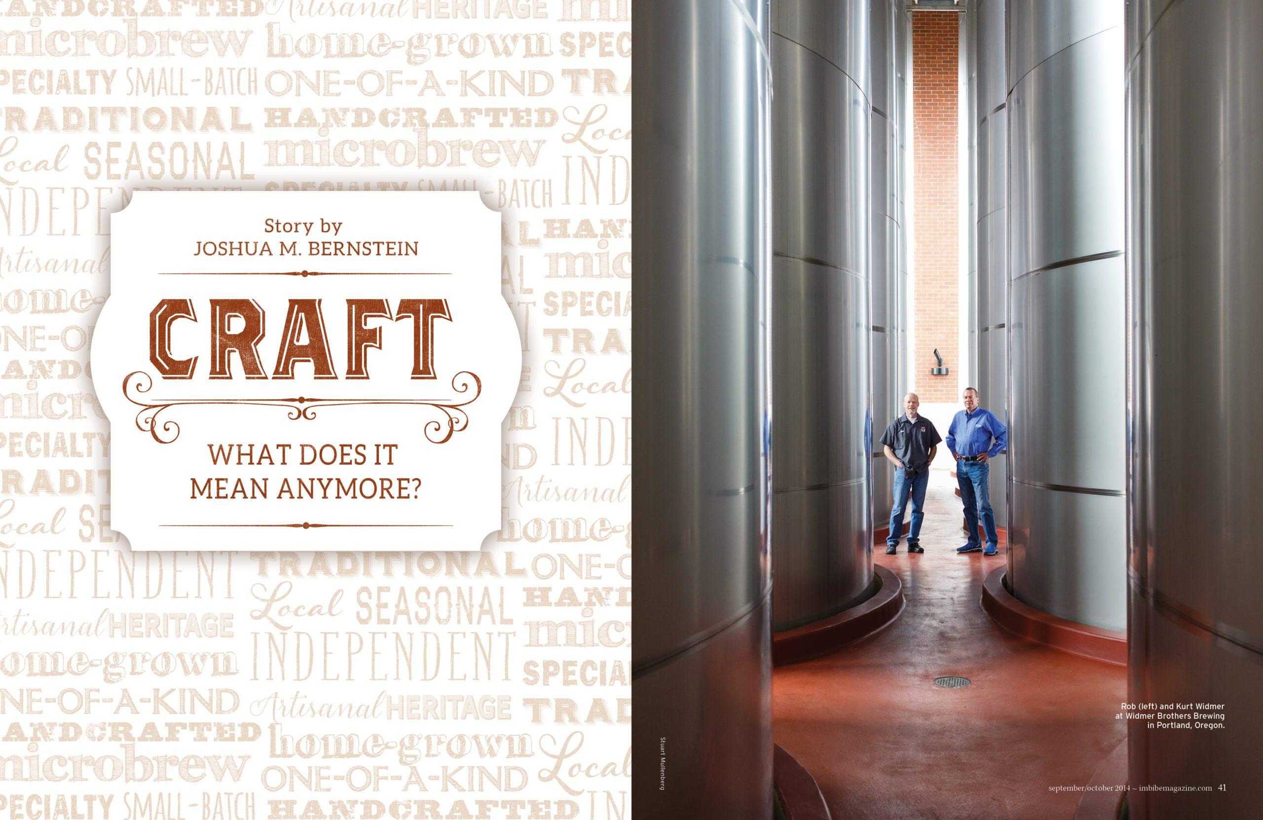 defining craft beer