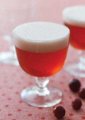 cranberry gingersnap