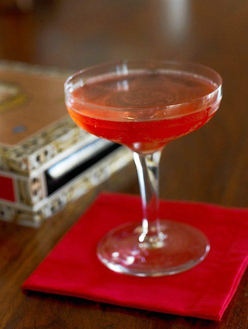 classic El Presidente cocktail