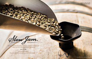 Slow Jam - Barrel Conditioned Coffee