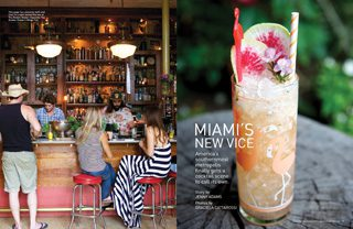 Miami's Cocktail Scene