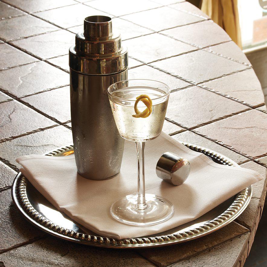 Tuxedo Cocktail. | Photo by Stuart Mullenberg.