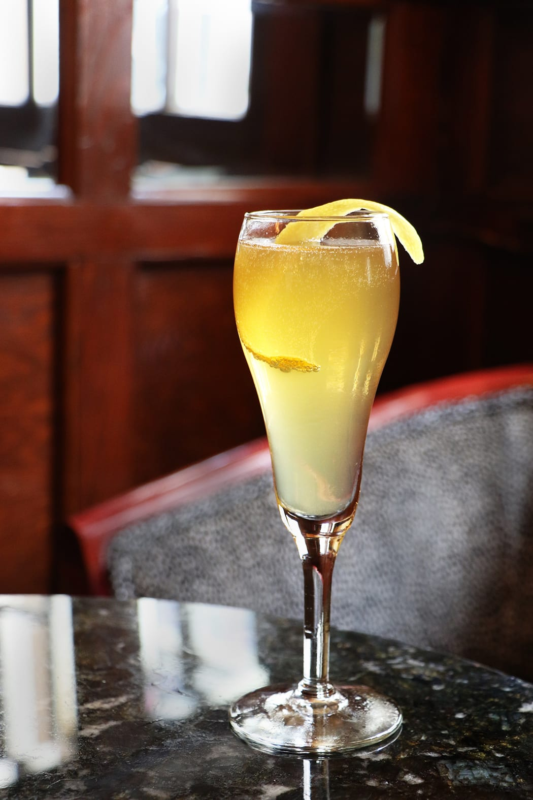 French 75. | Photo by Emma Janzen.