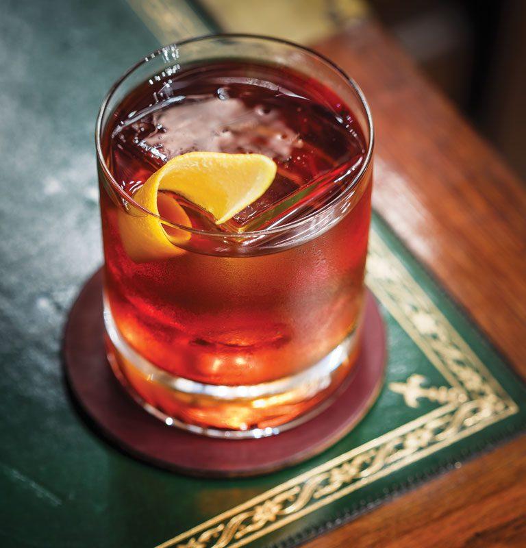 Scotch Lodge. | Photo by Stuart Mullenberg.