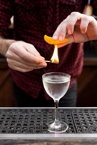 Flame of Love Cocktail