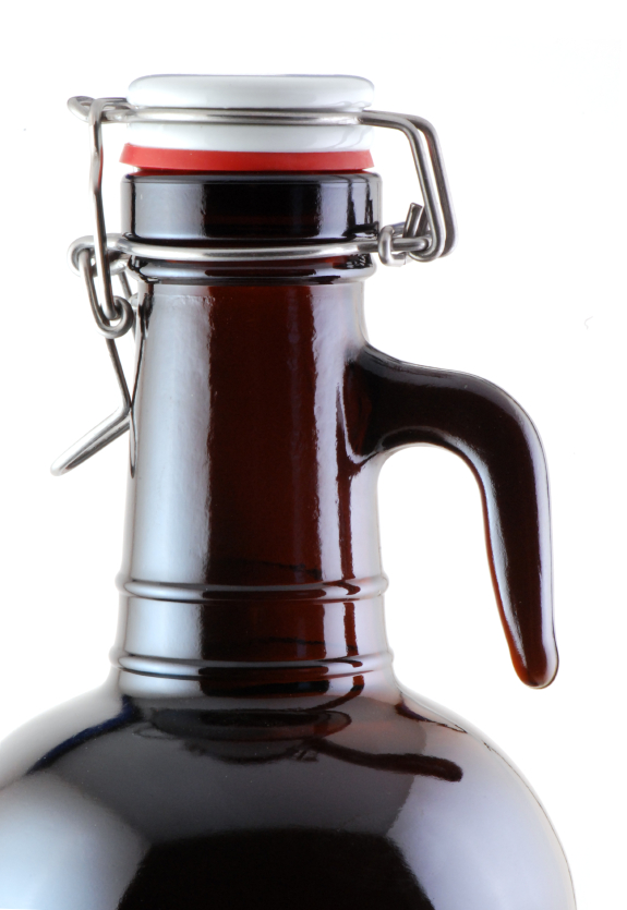 how to get a perfect growler fill
