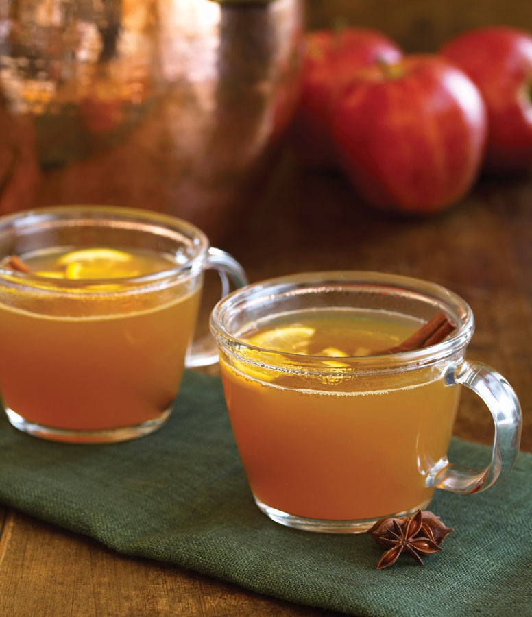 Spicy Mulled Cider. | Photo by Marshall Gordon.
