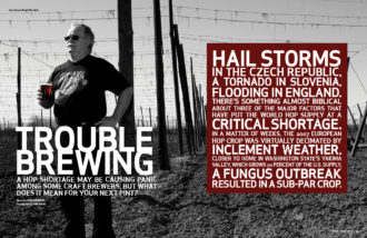 Trouble Brewing: What the Hops Shortage Means for Brewers and Beer Drinkers