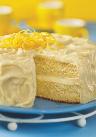 lemon cake recipe