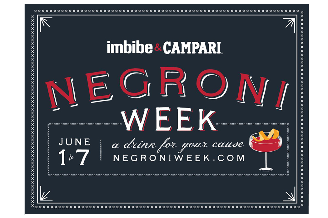 Negroni Week 2015 Raises $321,000