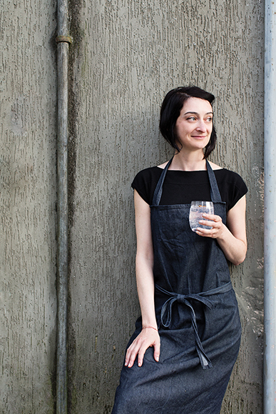 Martina Bertonia is a bartender at Mazzo in Centocelle, a small 12-seat restaurant with one of the most carefully curated restaurant cocktail menus in town.