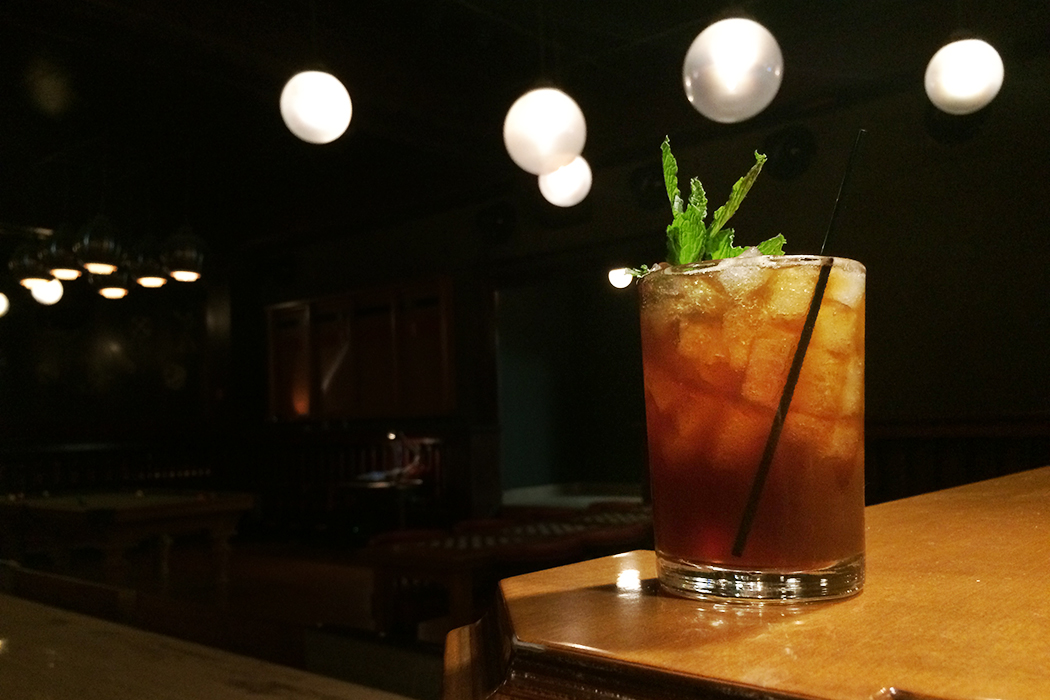 Game Room Highball. | Photo by Emma Janzen.