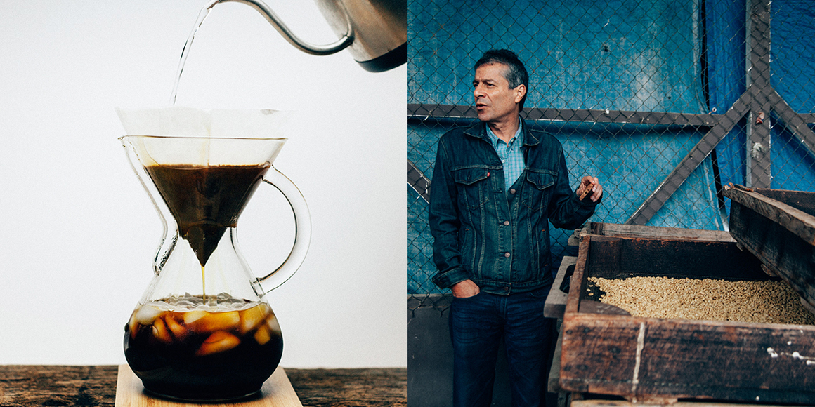 From bean to glass, Nashville's Crema Coffee captures the essence of coffee culture through a colorful lens. Make sure you scroll down through the feed to find videos from their travels to Costa Rica. Follow them @cremacrema.