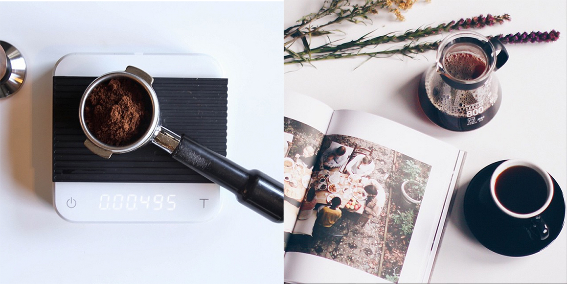 Photographer Julia Ross captures thoughtful moments from Harless + Hugh's Michigan coffee shop with ease. Turn to the feed for an eclectic mix of creative drink shots and other inspirations. Follow them @harlesshughcoffee.